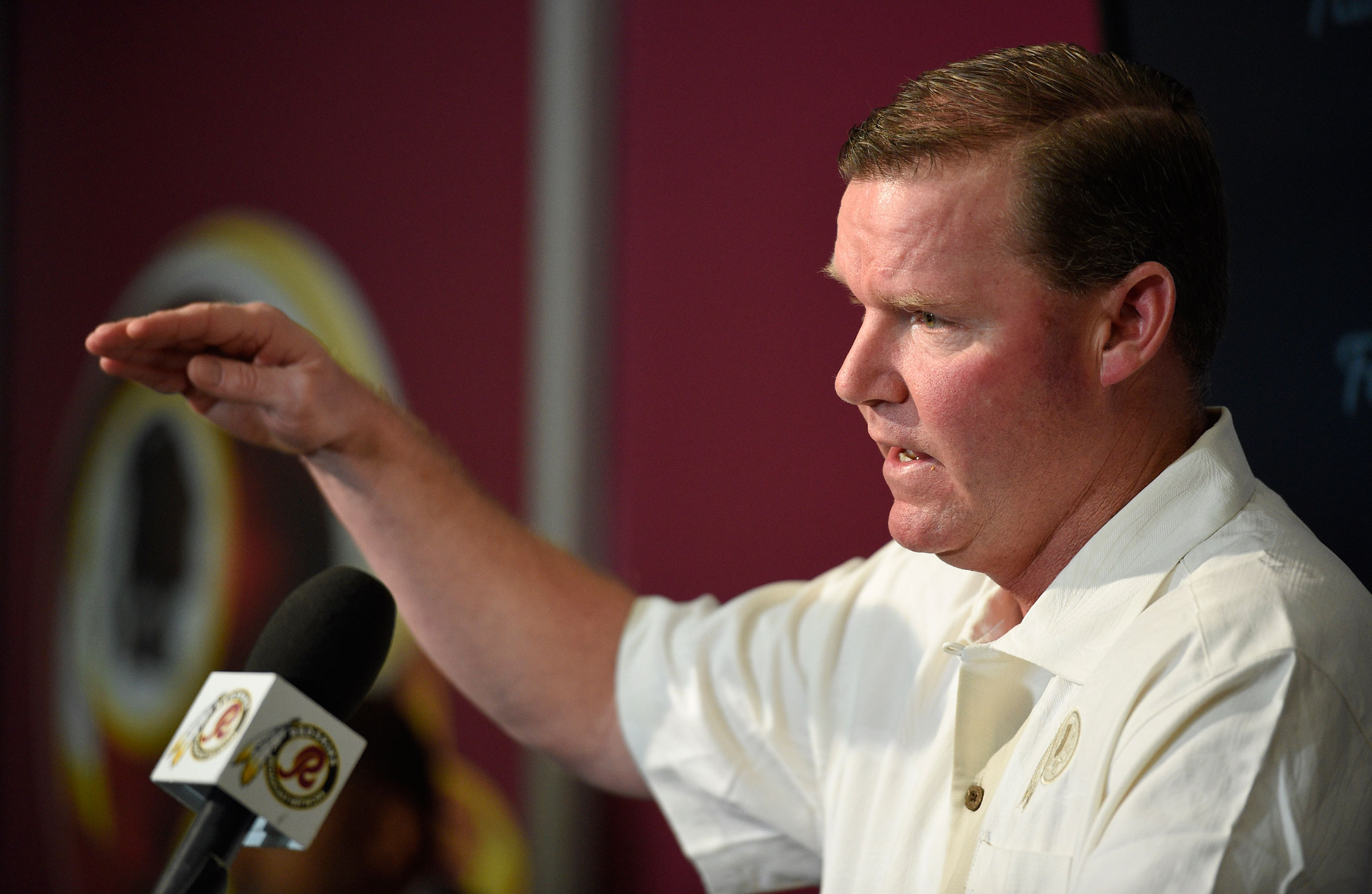 Will changes at the top bring different results? The 2015 Redskins Preview