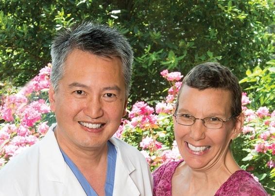 Ovarian cancer — one woman's battle against a silent killer
