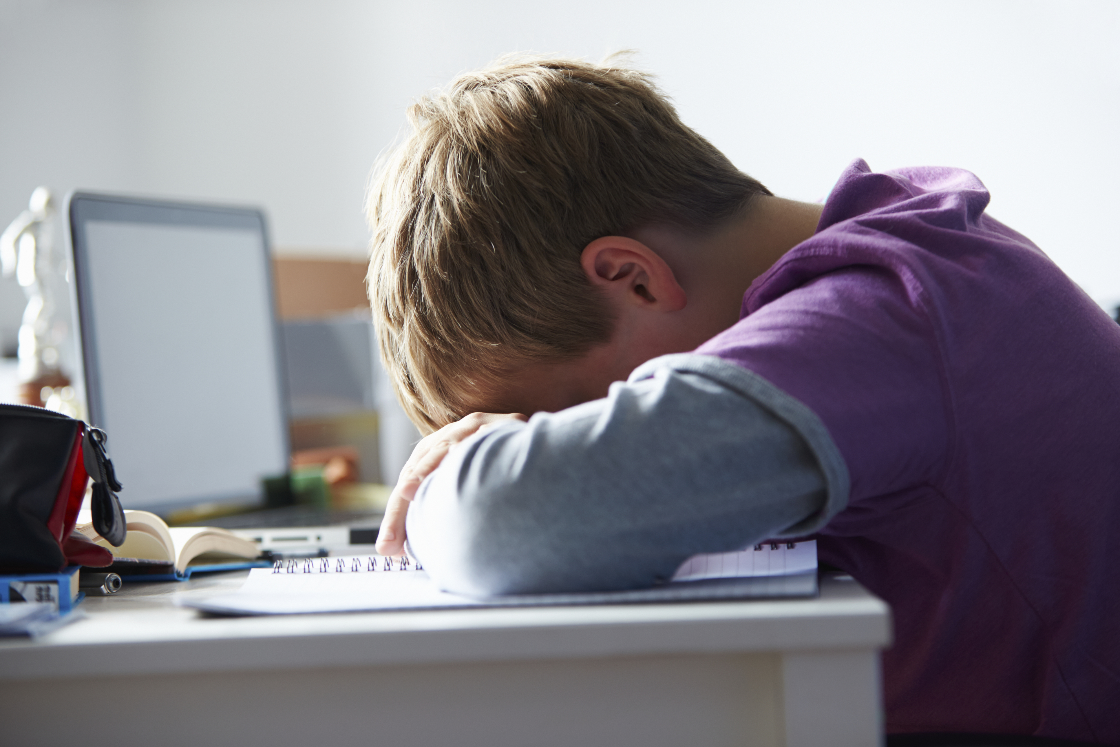 Stress, anxiety plaguing more young kids