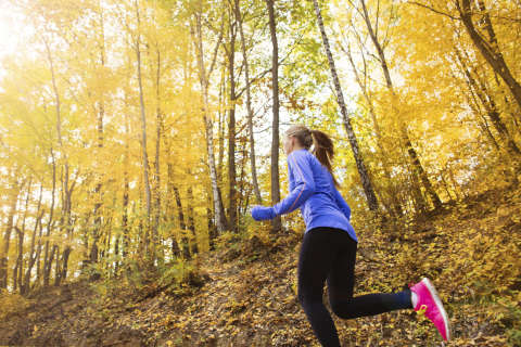 Training for a fall race? Expert tips for getting in shape