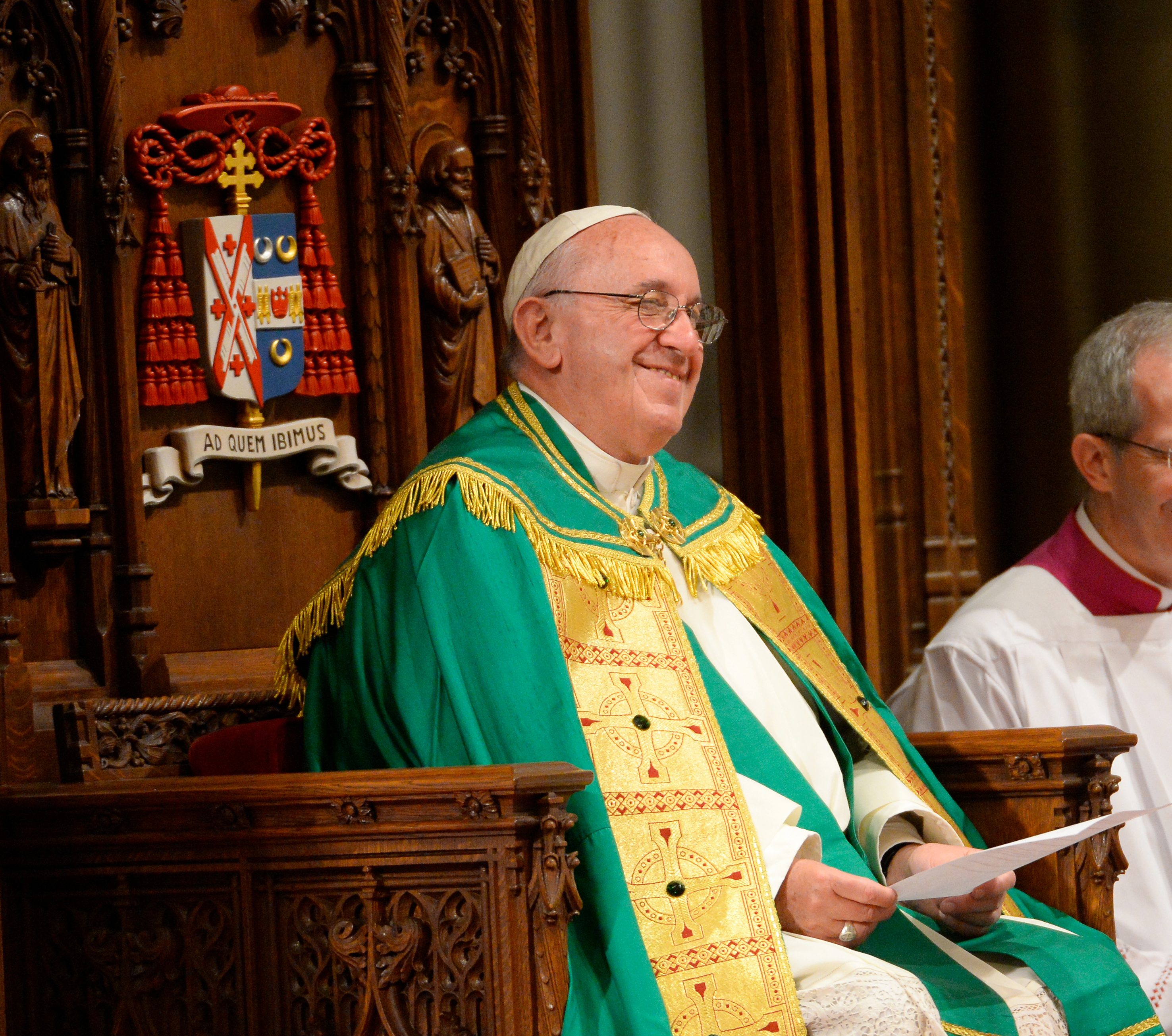 Photos: Pope Francis visits New York