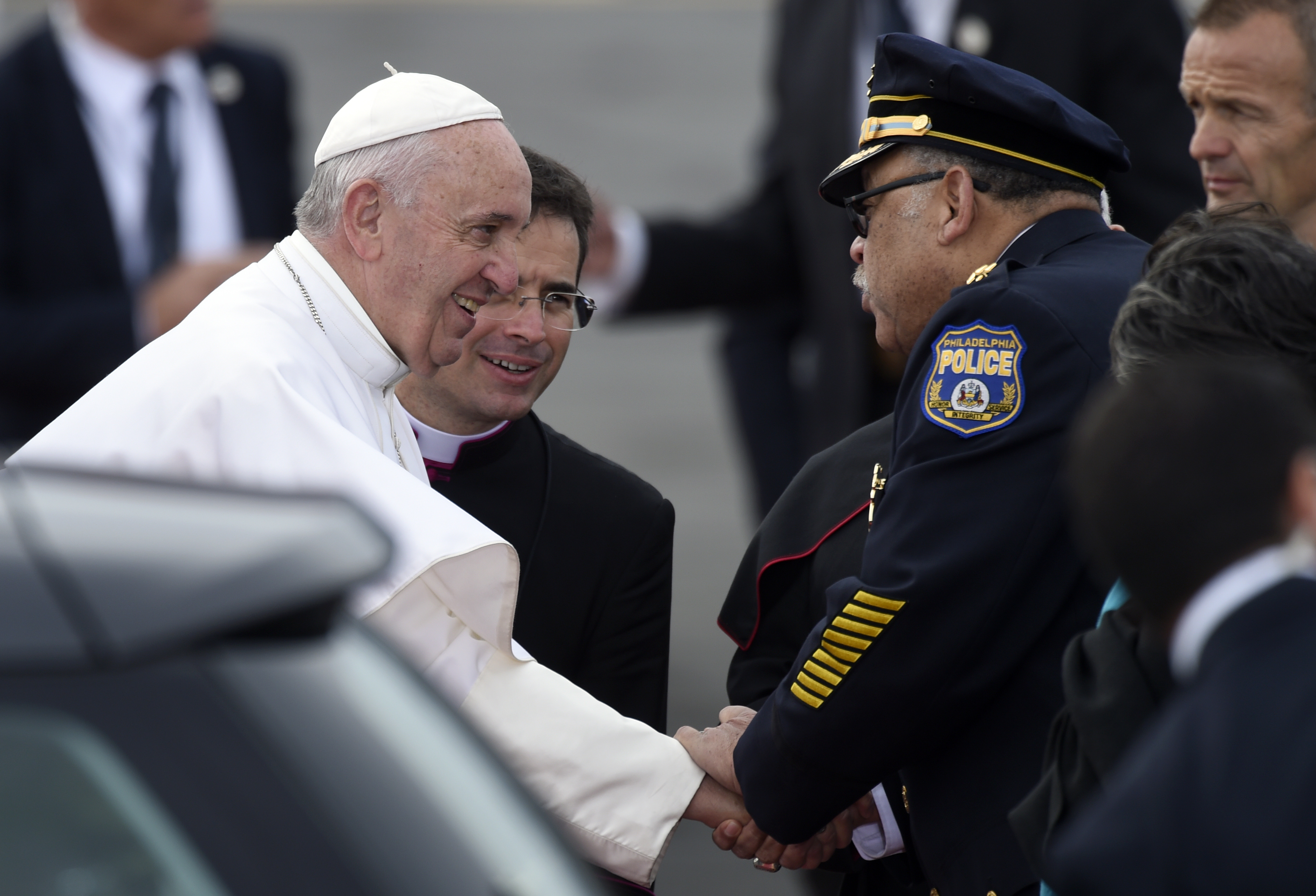 Photos: Pope Francis in Philly