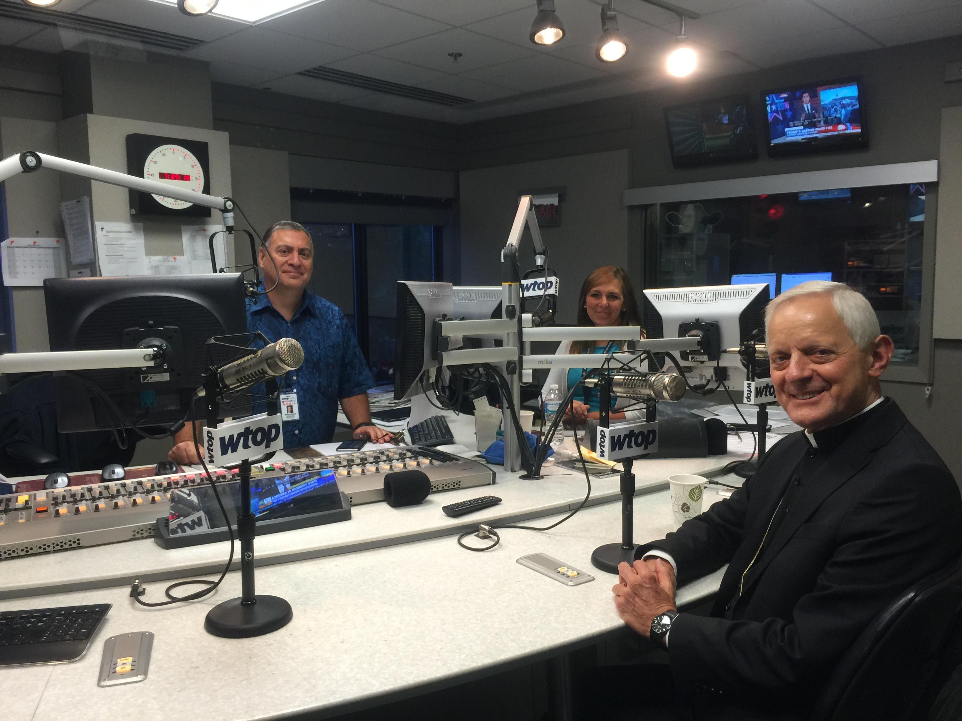 Wuerl: Pope Francis' style changing the face of the church