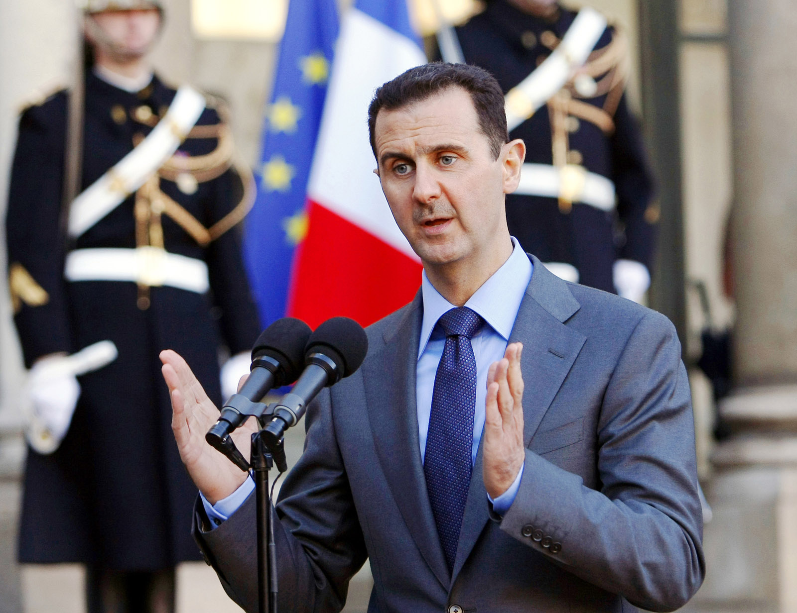 Assad's endgame likely rests in Russian hands