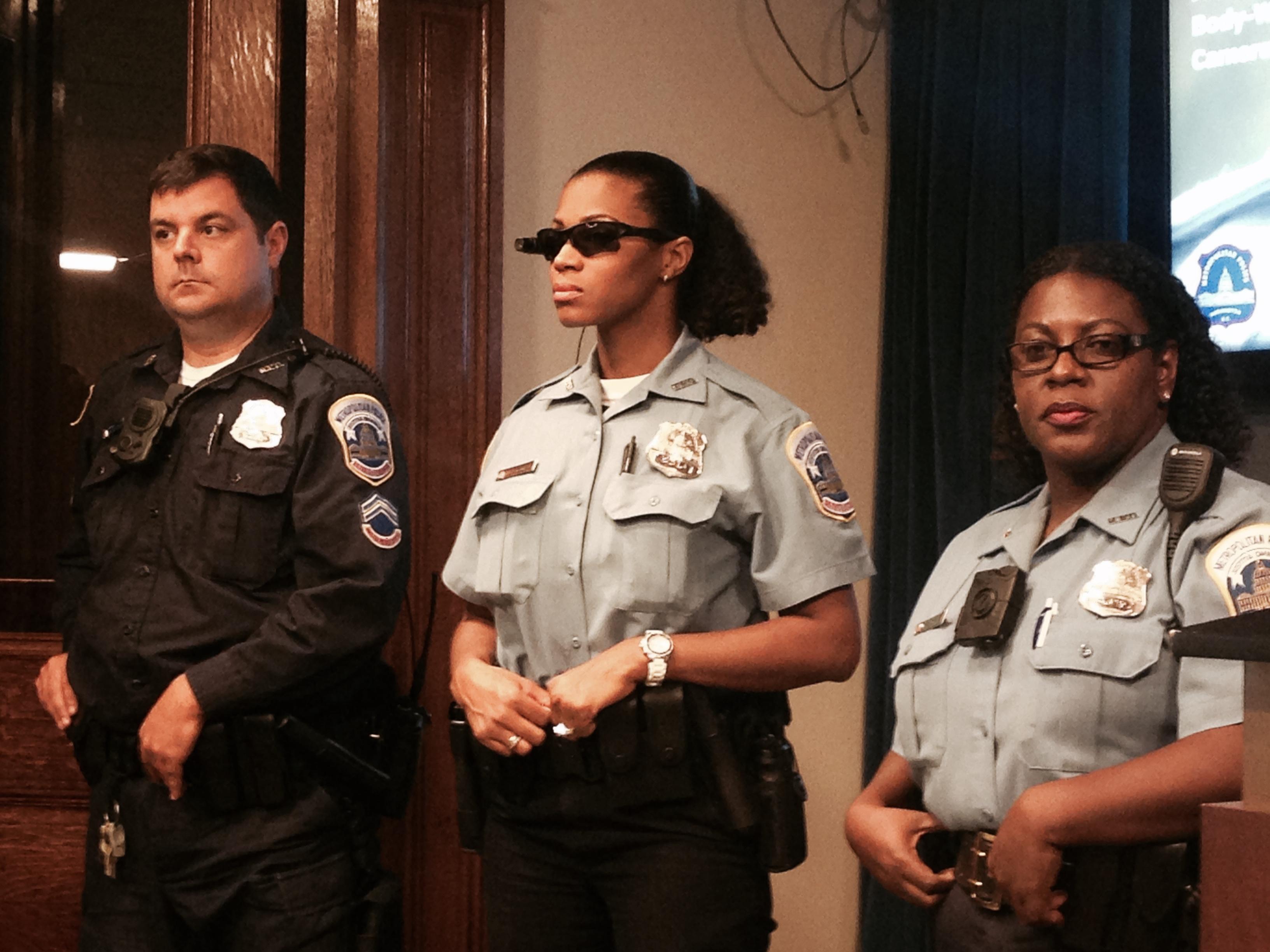 Controversial amendment included in D.C. police body camera vote