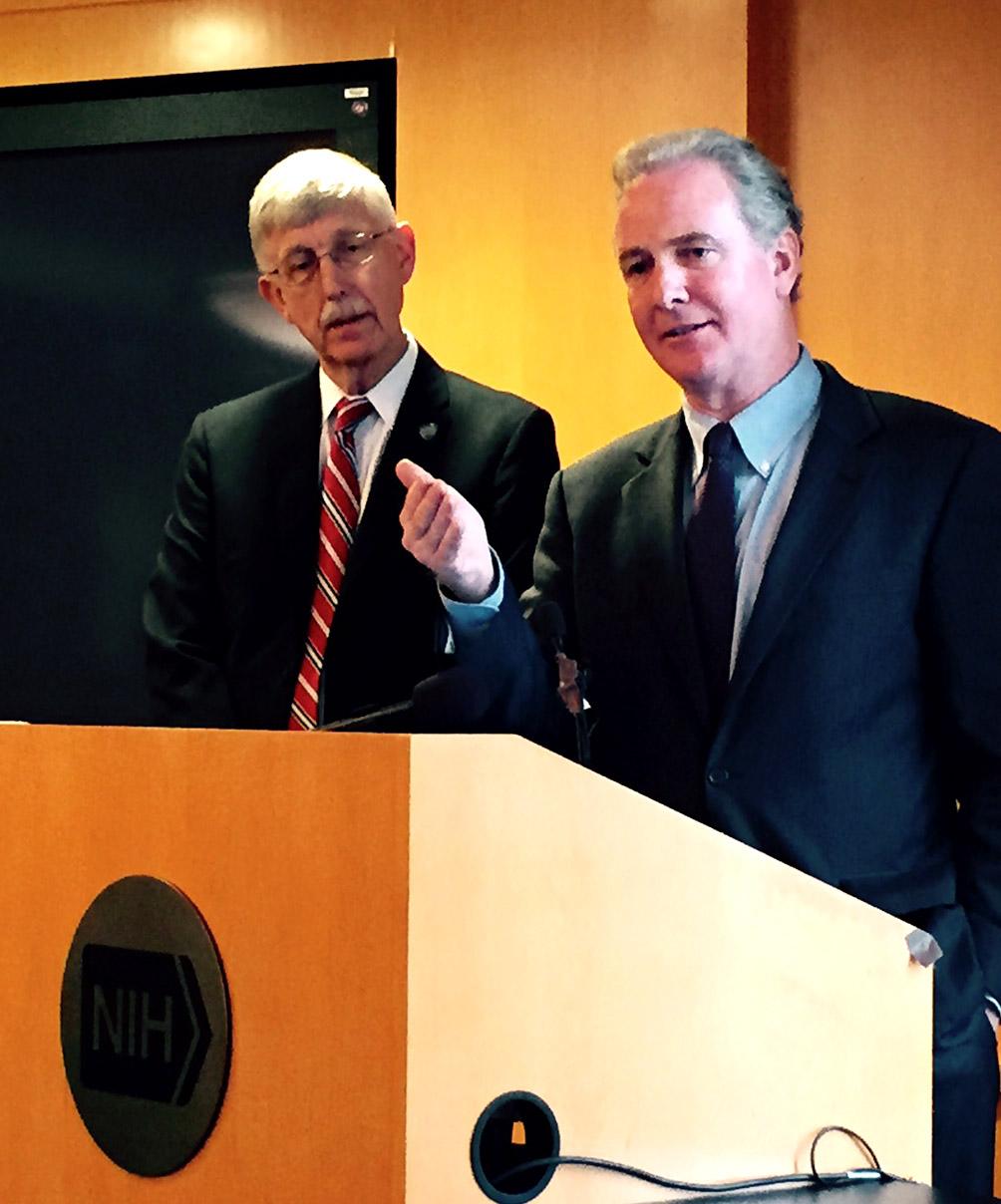NIH warns federal shutdown would hurt sickest Americans