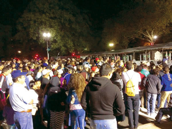 Metro says papal visit was a success
