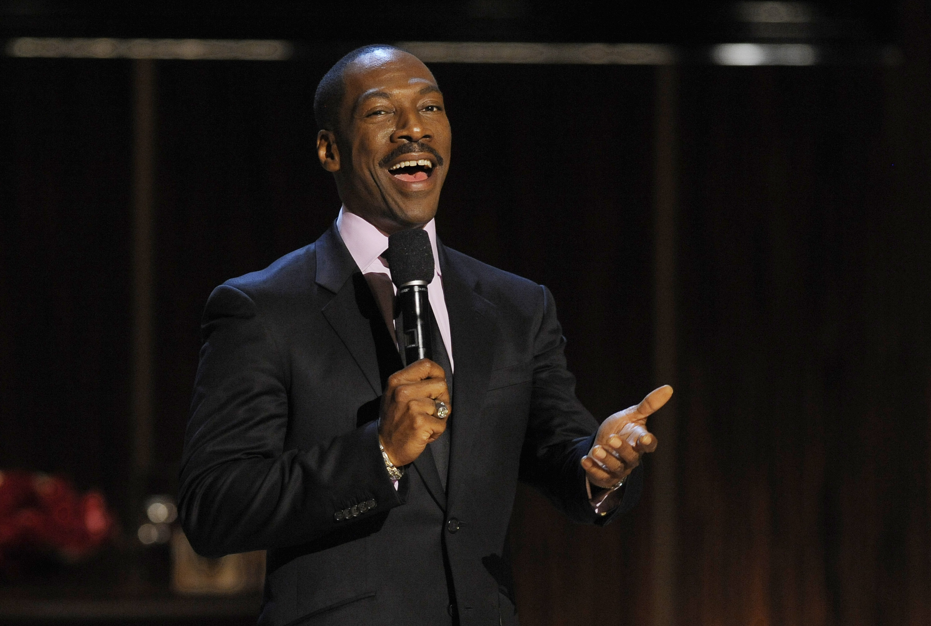 Lineup announced for Eddie Murphy at Kennedy Center