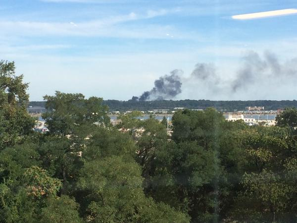 Prince George's Co. playground fire spotted around region