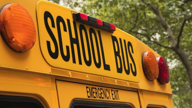 Frederick Co. school bus crash sends 4 to hospital