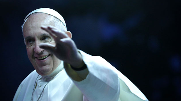 Pope Francis tells Philadelphia inmates 'All of us have s we need to be cleansed of'