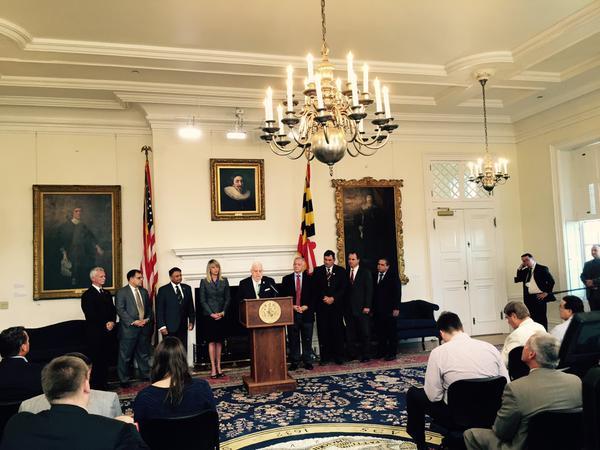 Hogan slashing hundreds of fees in Maryland