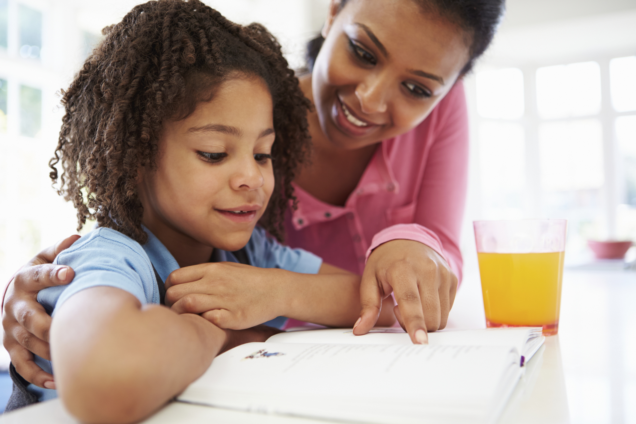 How to get children to focus on their homework