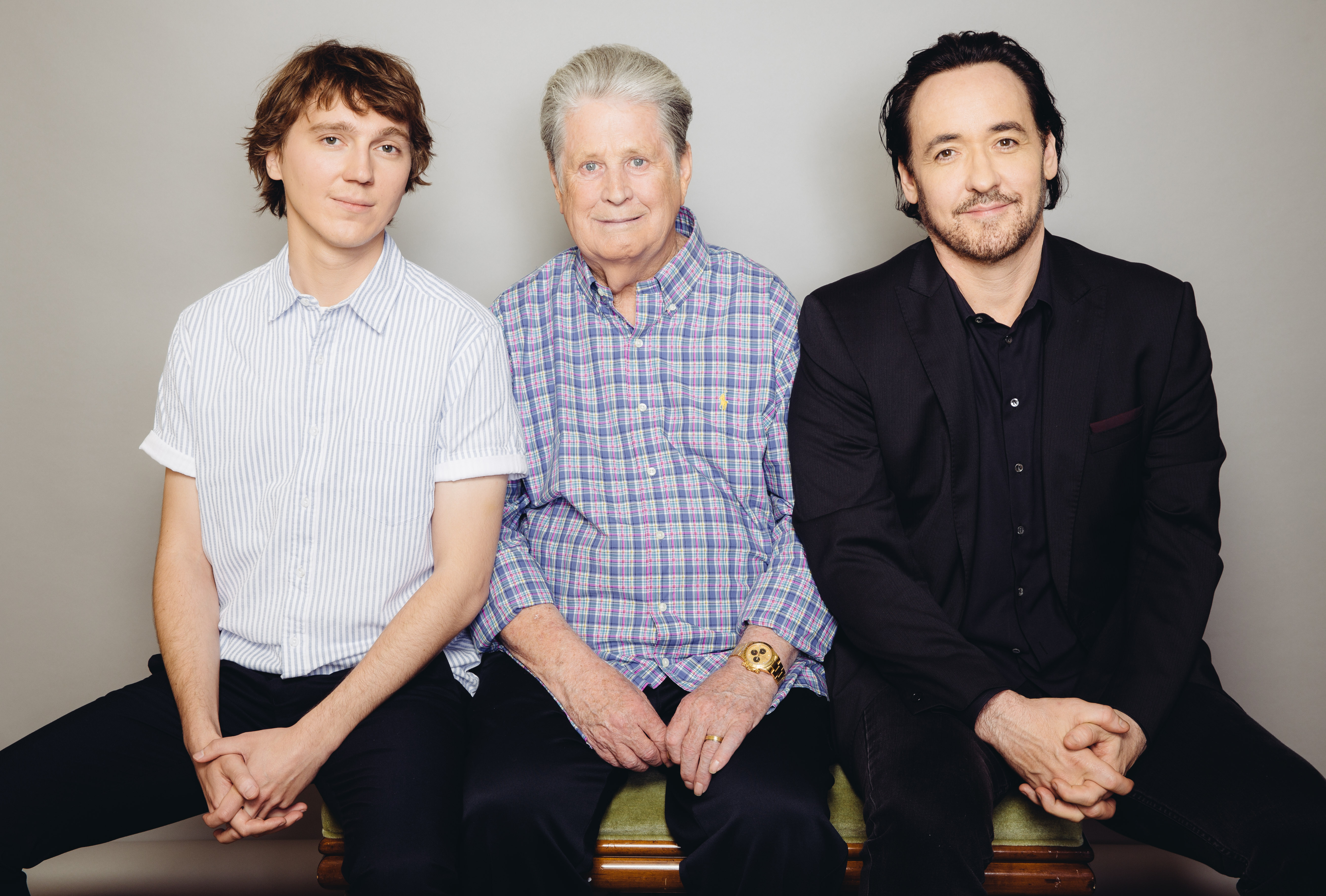 Brian Wilson, Paul Dano talk 'Love & Mercy,' Beach Boys music, mental illness
