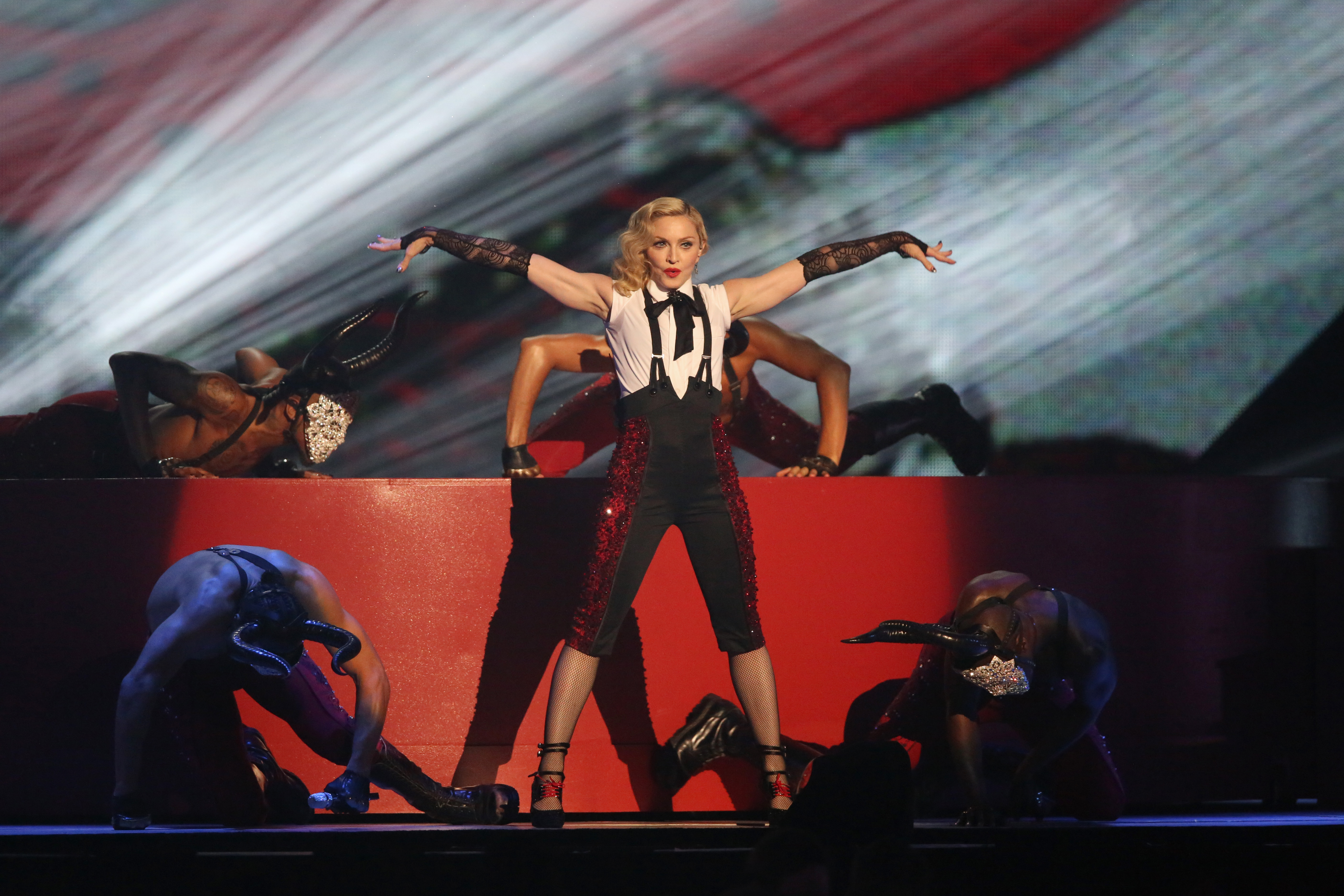 From Madonna to Jason Aldean: 8 eclectic concerts to hit this week in DC area