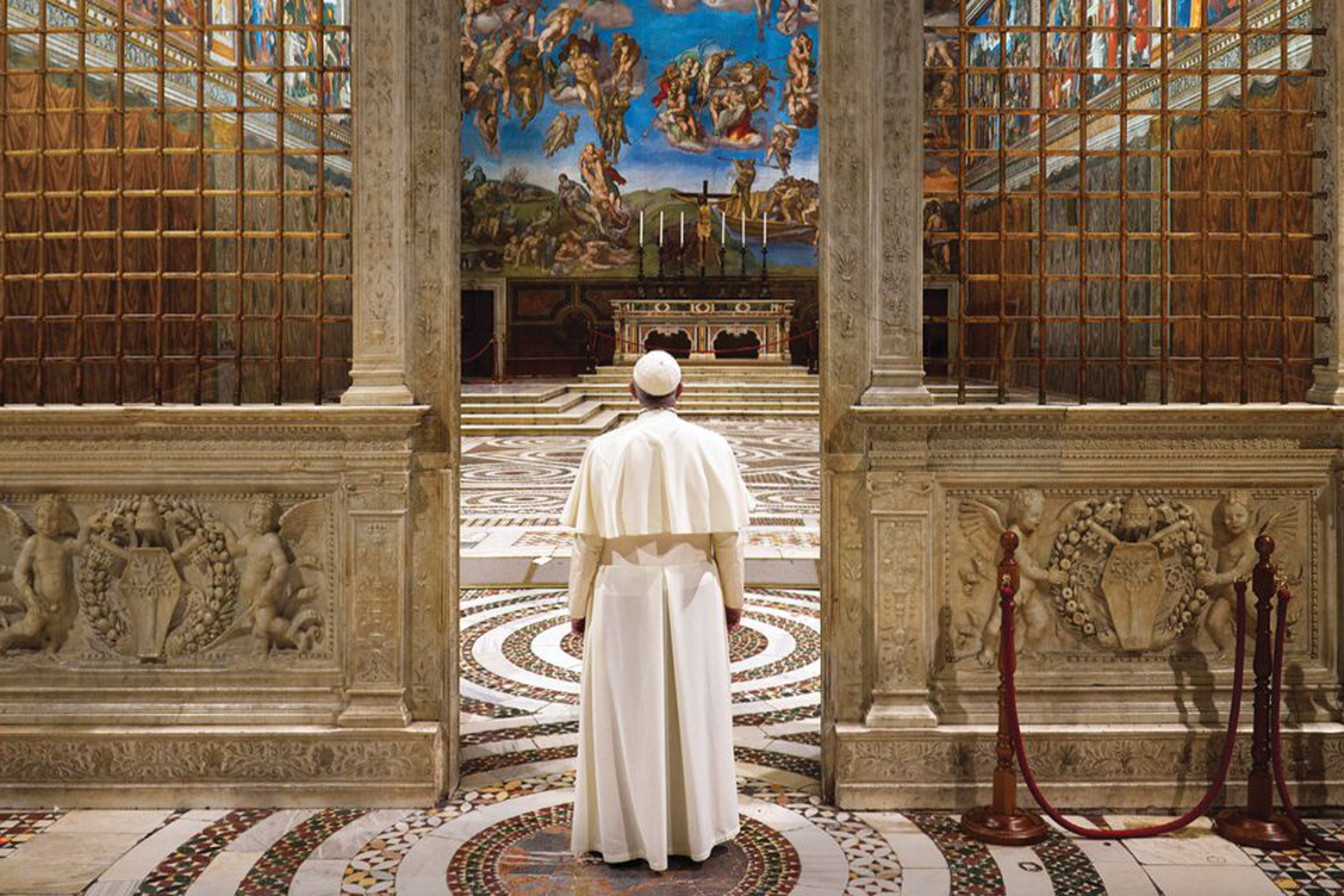 Nat Geo, Kennedy Center salute Pope Francis with new picture book, concert