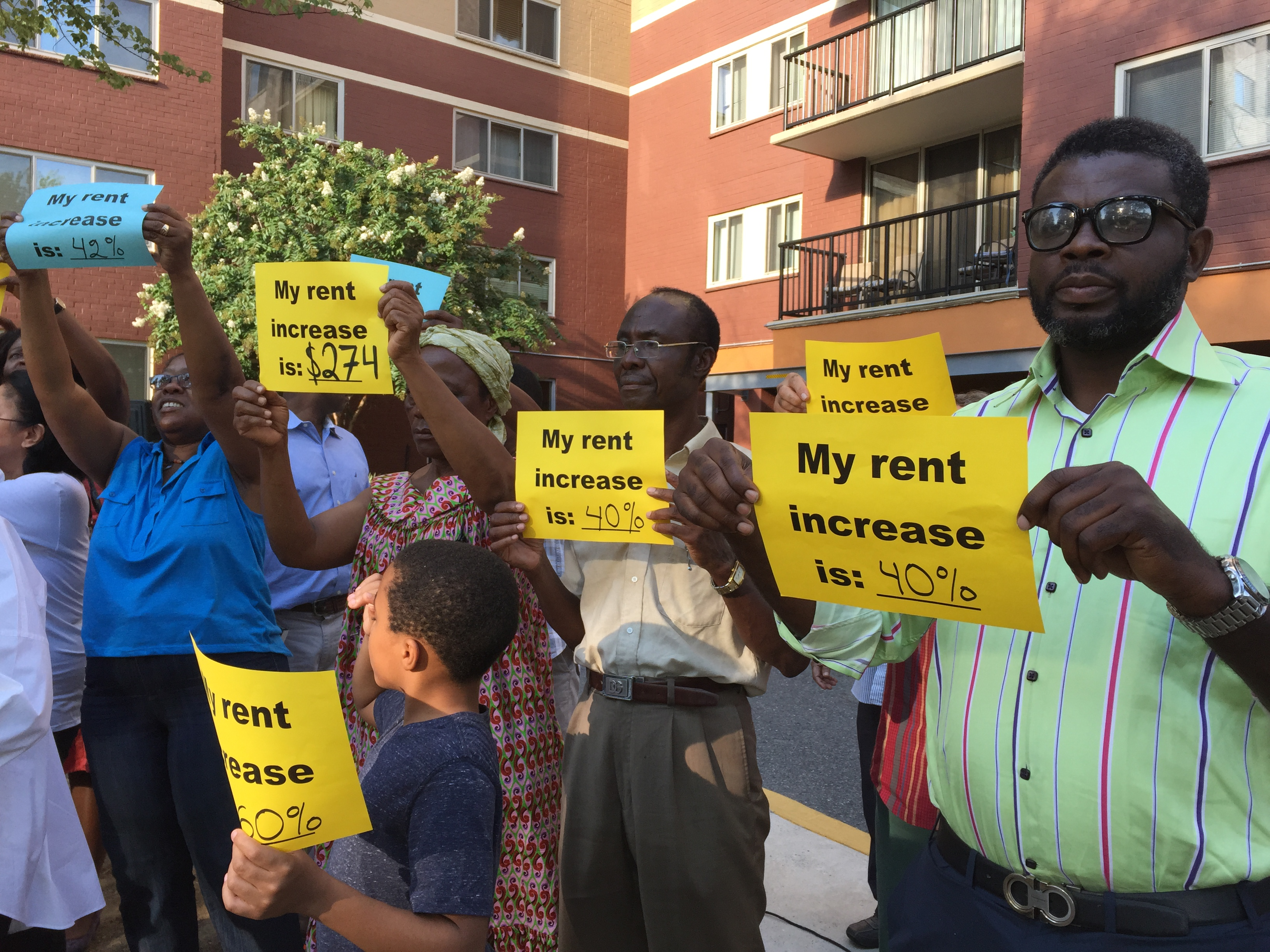 Huge rent increases have Takoma Park tenants pleading for help