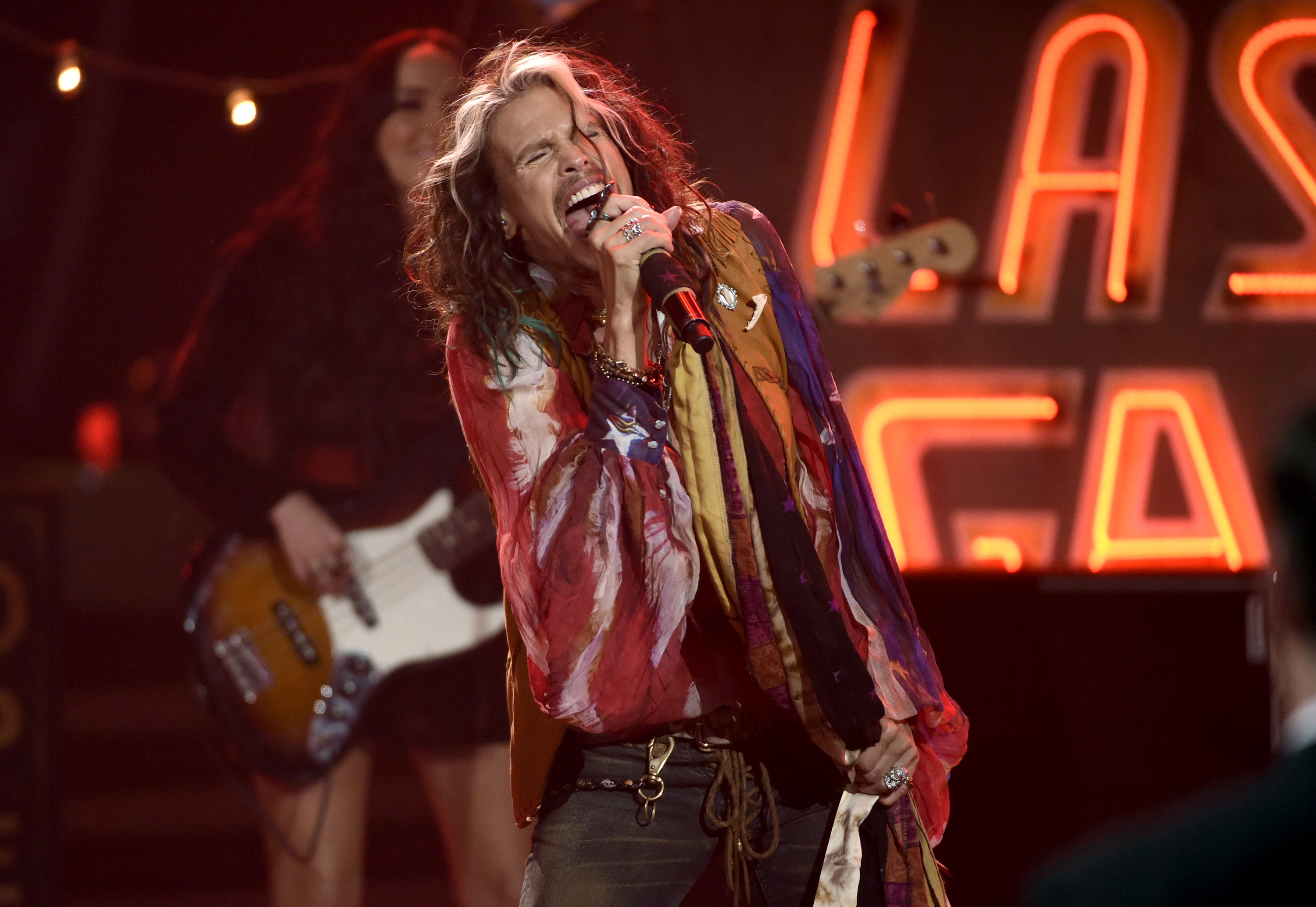 Steven Tyler, Sheryl Crow, Joe Walsh hold Addiction Rally on National Mall