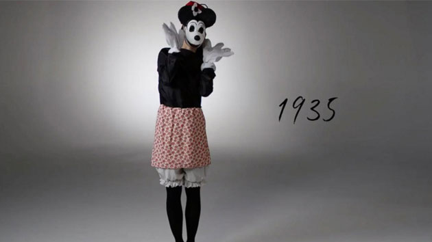 See 100 Years of Halloween Costumes in 3 Minutes