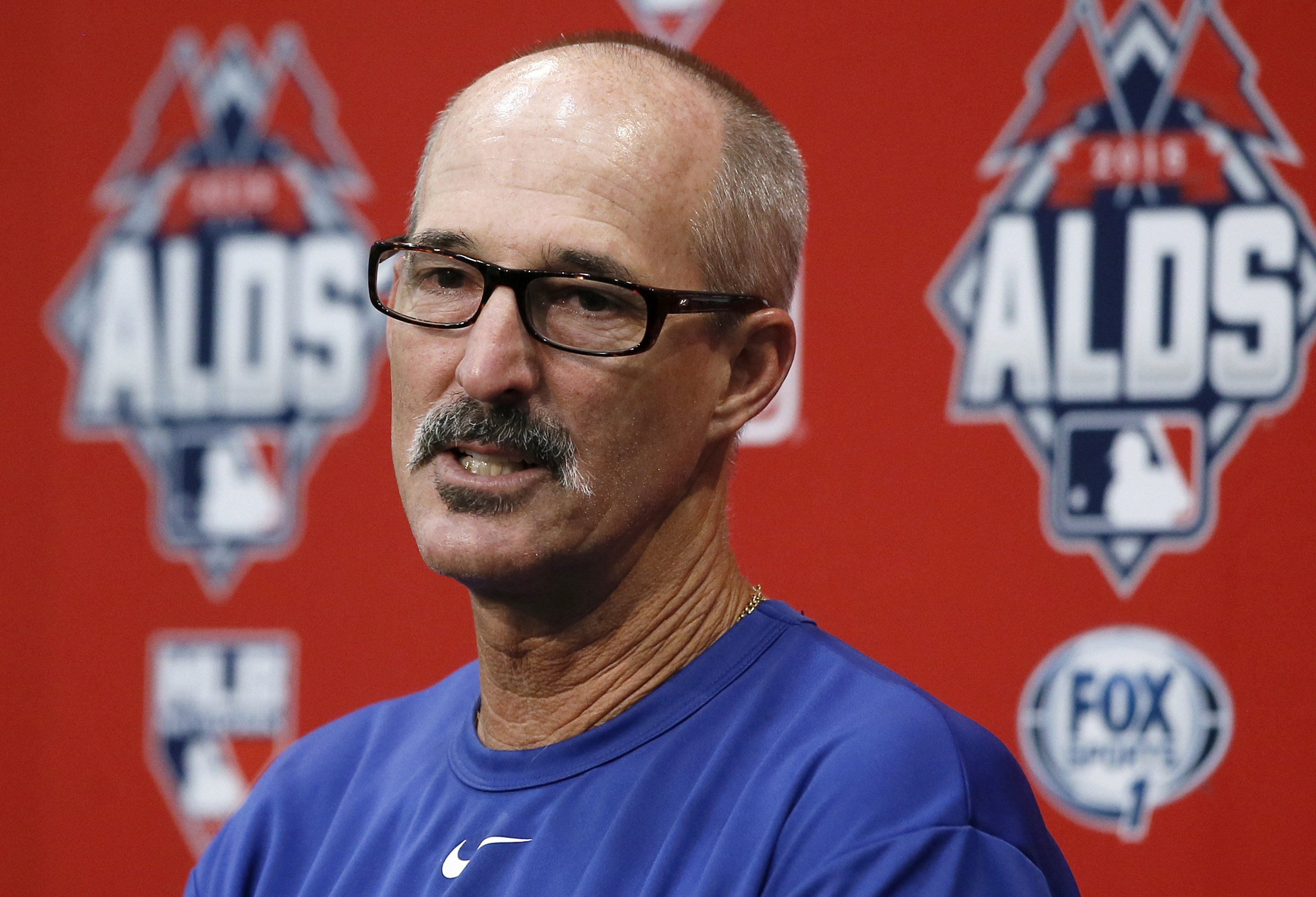 Mike Maddux to take reins as Nats' pitching coach