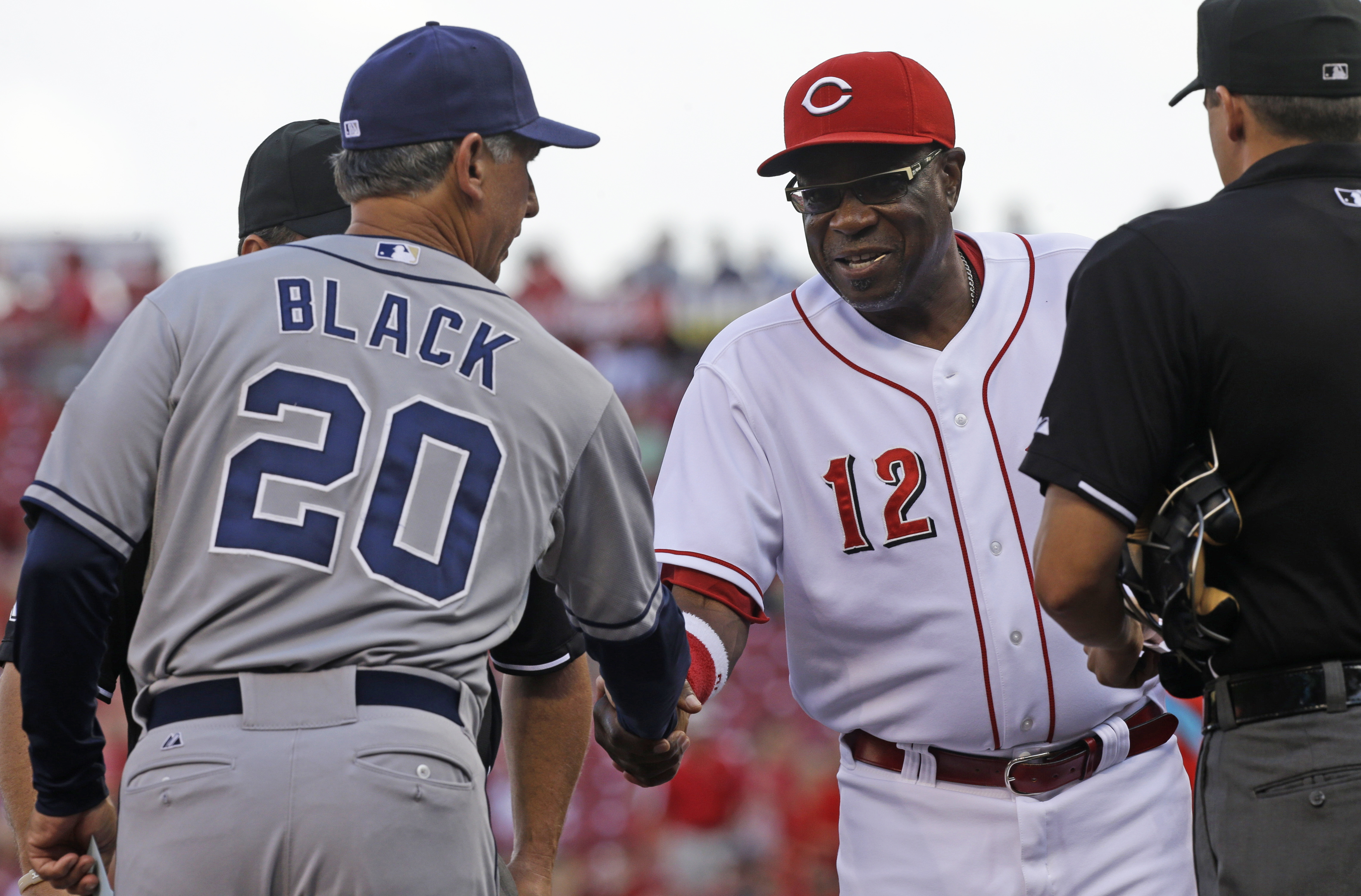 New Nationals manager Baker: Not the first choice, but the right one