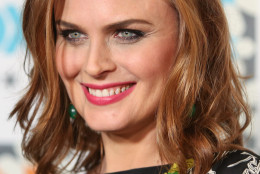 Emily Deschanel attends the FOX Summer TCA All-Star Party at Soho House on Sunday, July 20, 2014 in West Hollywood, Calif. (Photo by Paul A. Hebert/Invision/AP)