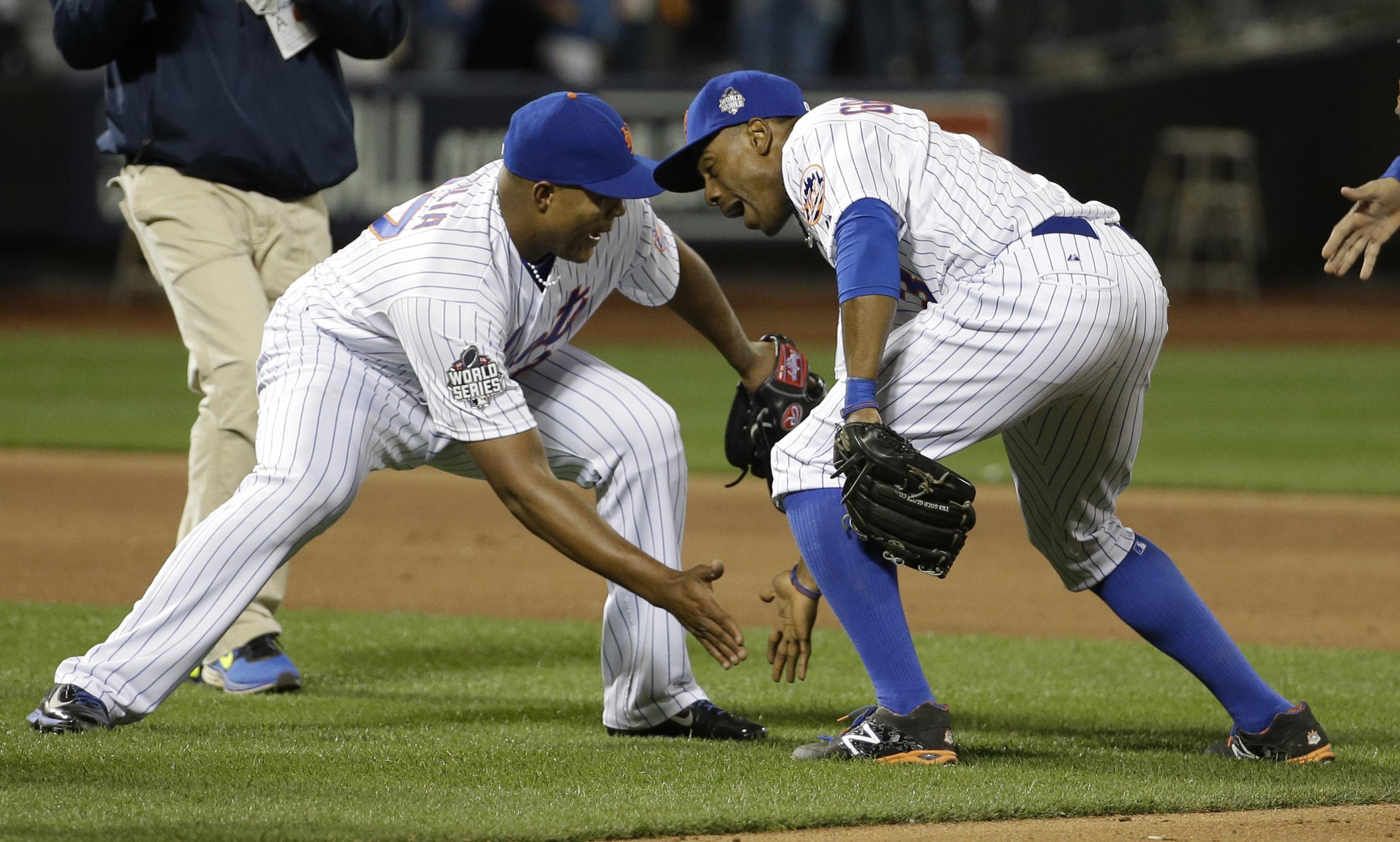 New York Mets beat Kansas City 9-3 in Game 3 of World Series