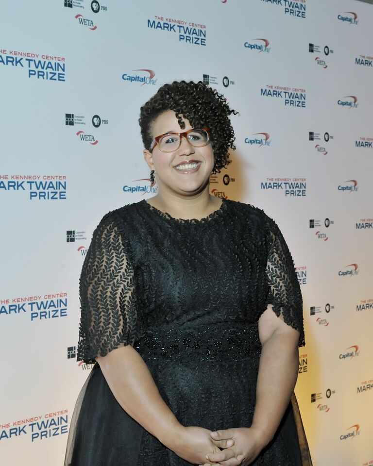 Musician Brittany Howard of Alabama Shakes is seen here on the red carpet at the Kennedy Center for the Performing Arts as Eddie Murphy was honored on Oct. 18, 2015. (Courtesy Shannon Finney, www.shannonfinneyphotography.com)