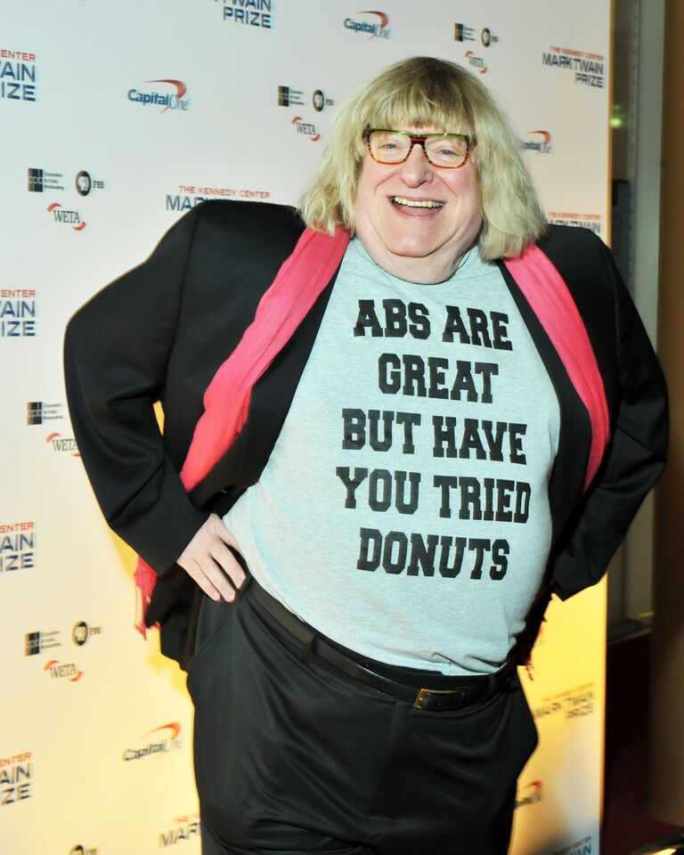 Writer Bruce Vilanch was at the Kennedy Center for the Performing Arts to honor Eddie Murphy on Oct. 18, 2015.  (Courtesy Shannon Finney, www.shannonfinneyphotography.com)