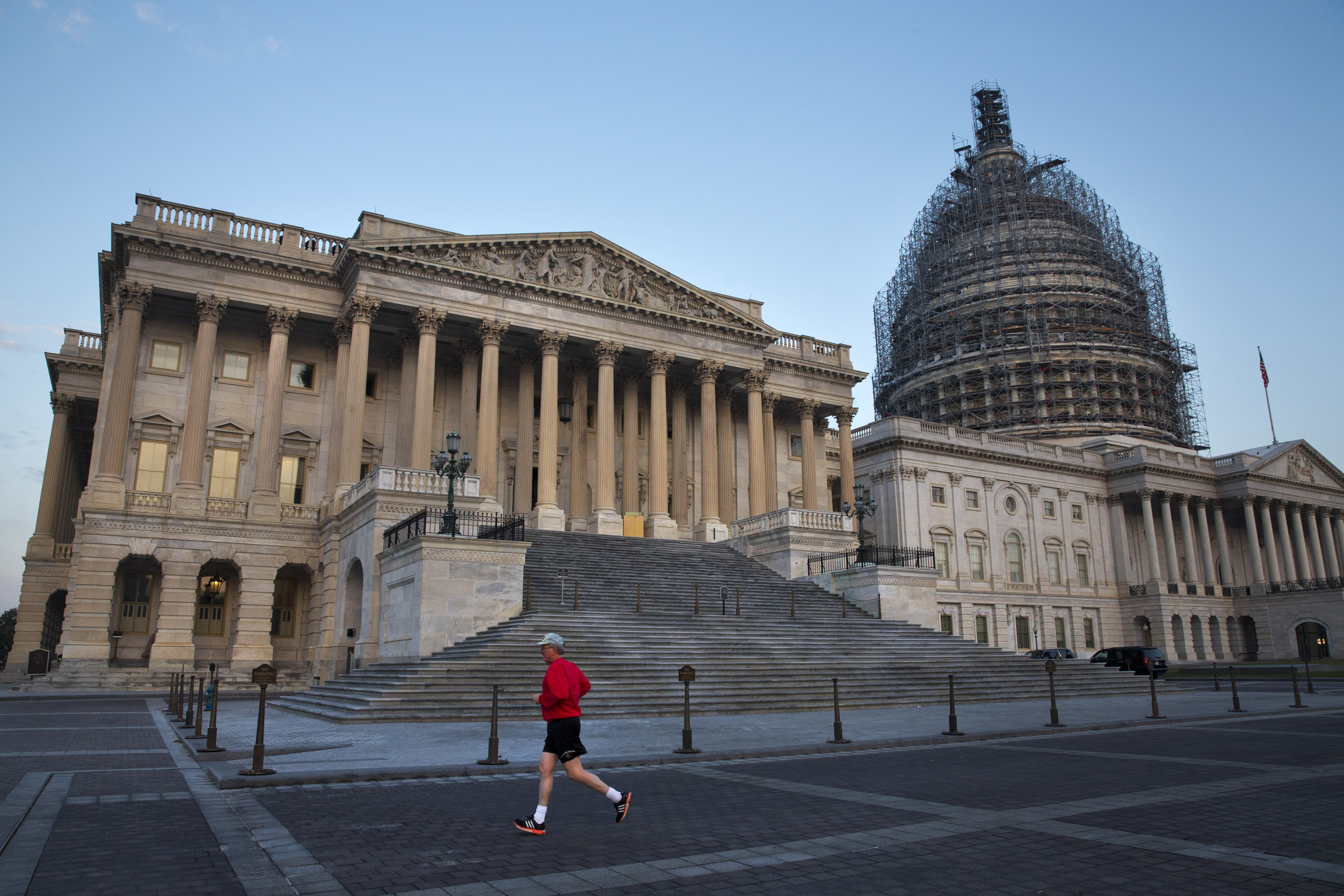 Study: It doesn't take much for your member of Congress to hear your voice