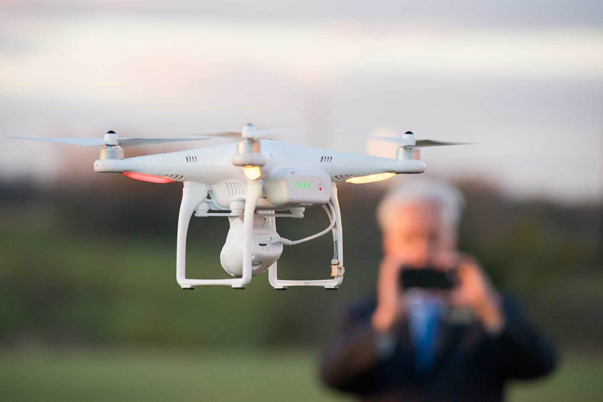 Column: Drone regulations are coming