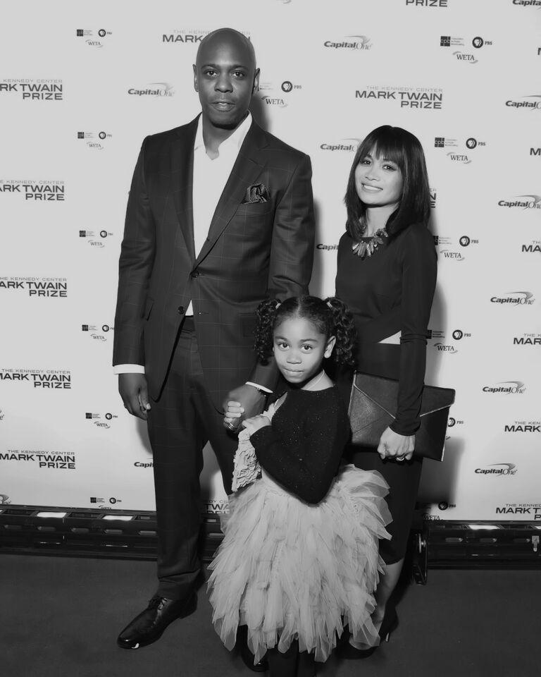 Comedian Dave Chappelle was at the event to salute Eddie Murphy at the Kennedy Center for the Performing Arts on Oct. 18, 2015. (Courtesy Shannon Finney, www.shannonfinneyphotography.com)