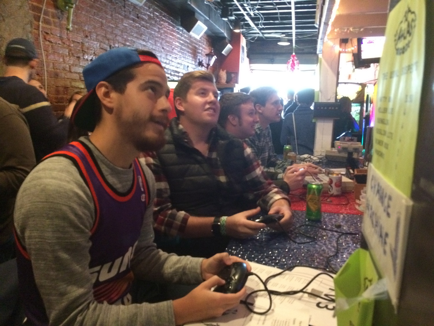 Bringing friends together with NBA Jam