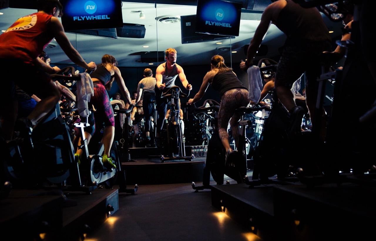 Indoor cycling's popularity heats up in D.C. area