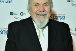 """George Schlatter, creator of """"Laugh-In,"""" was on hand Oct. 18, 2015 to honor Eddie Murphy at the Kennedy Center for the Performing Arts.  (Courtesy Shannon Finney, www.shannonfinneyphotography.com)"""
