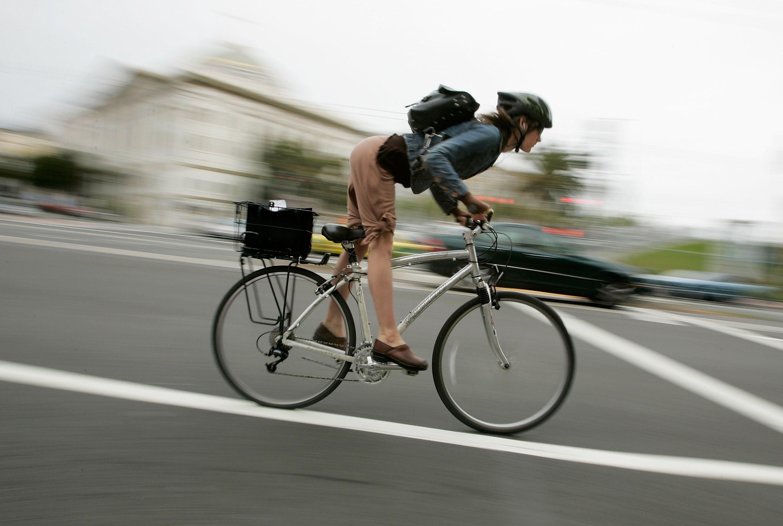 Study: Bike helmets cut severity of head injuries