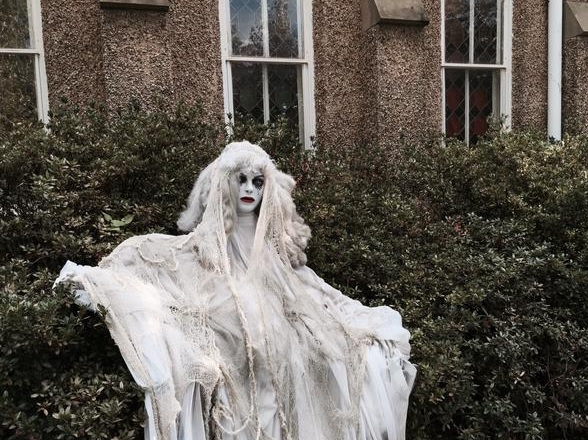 Halloween tours bring life to Congressional Cemetery (Photos)