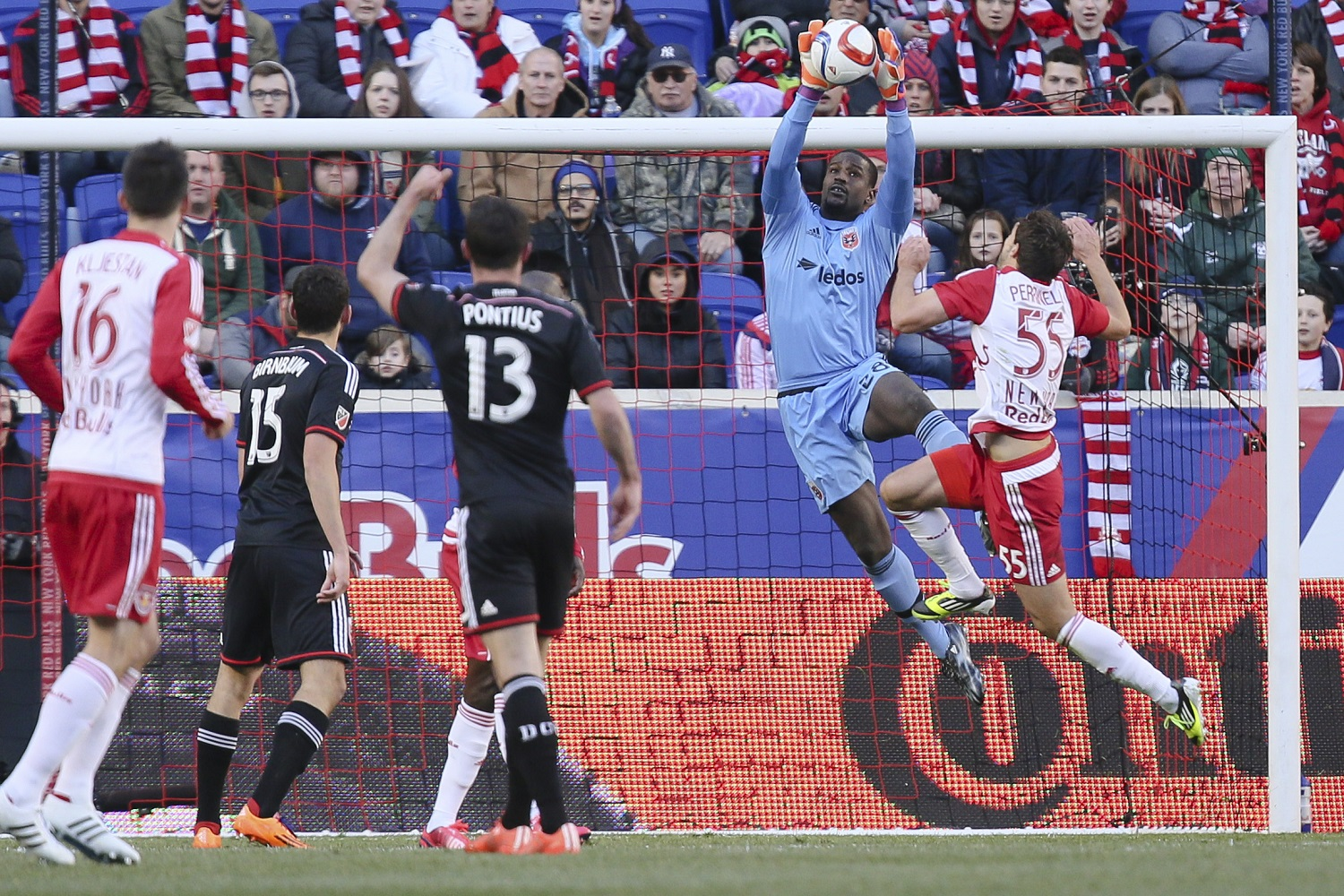 How Bill Hamid learned to say 'yes' to superstardom