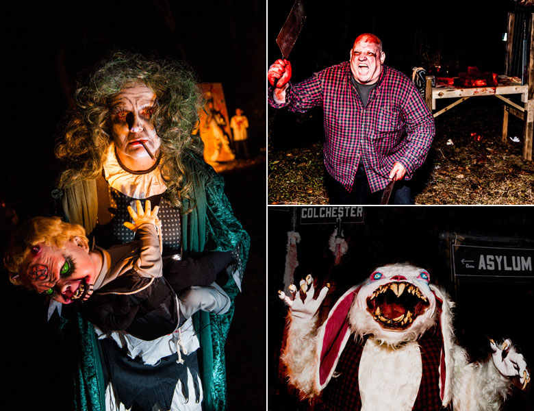 The Salem of the South: Halloween hauntings take over local Virginia town