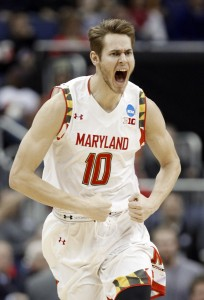 Jake Layman may be somewhat under the radar as a preseason all-conference selection. ((AP Photo/Paul Vernon)