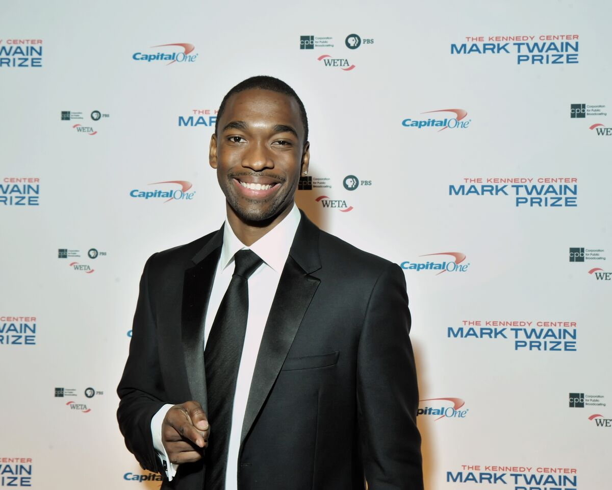"""Jay Pharoah, of """"Saturday Night Live,"""" is seen here at the Kennedy Center for the Performing Arts on Oct. 18, 2015.  (Courtesy Shannon Finney, www.shannonfinneyphotography.com)"""