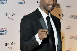 """Jay Pharoah, of """"Saturday Night Live,"""" came out to the Kennedy Center for the Performing Arts to honor Eddie Murphy on Oct. 18, 2015.  (Courtesy Shannon Finney, www.shannonfinneyphotography.com)"""