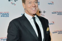 Another shot of Joe Piscopo on the red carpet at the Kennedy Center of Performing Arts on Oct. 18, 2015 to honor Eddie Murphy.  (Courtesy Shannon Finney, www.shannonfinneyphotography.com)
