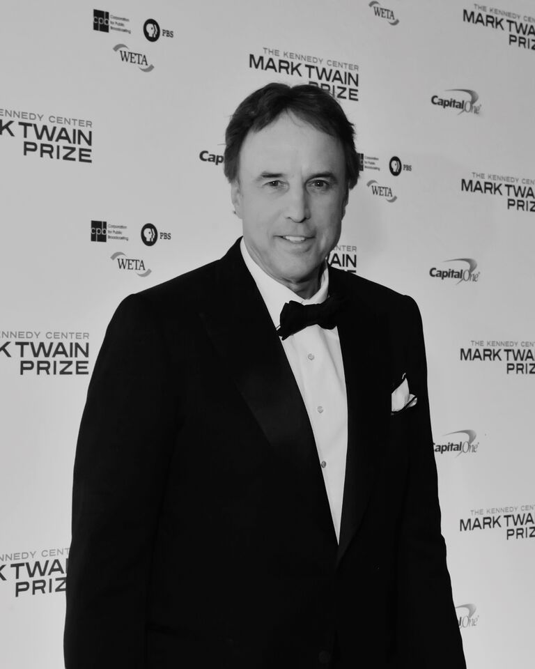 Kevin Nealon is seen here on the red carpet at the Kennedy Center of Performing Arts on Oct. 18, 2015 to honor Eddie Murphy.  (Courtesy Shannon Finney, www.shannonfinneyphotography.com)