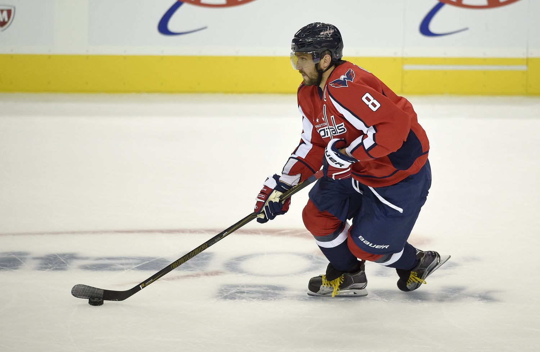 Ovechkin returns to Capitals practice
