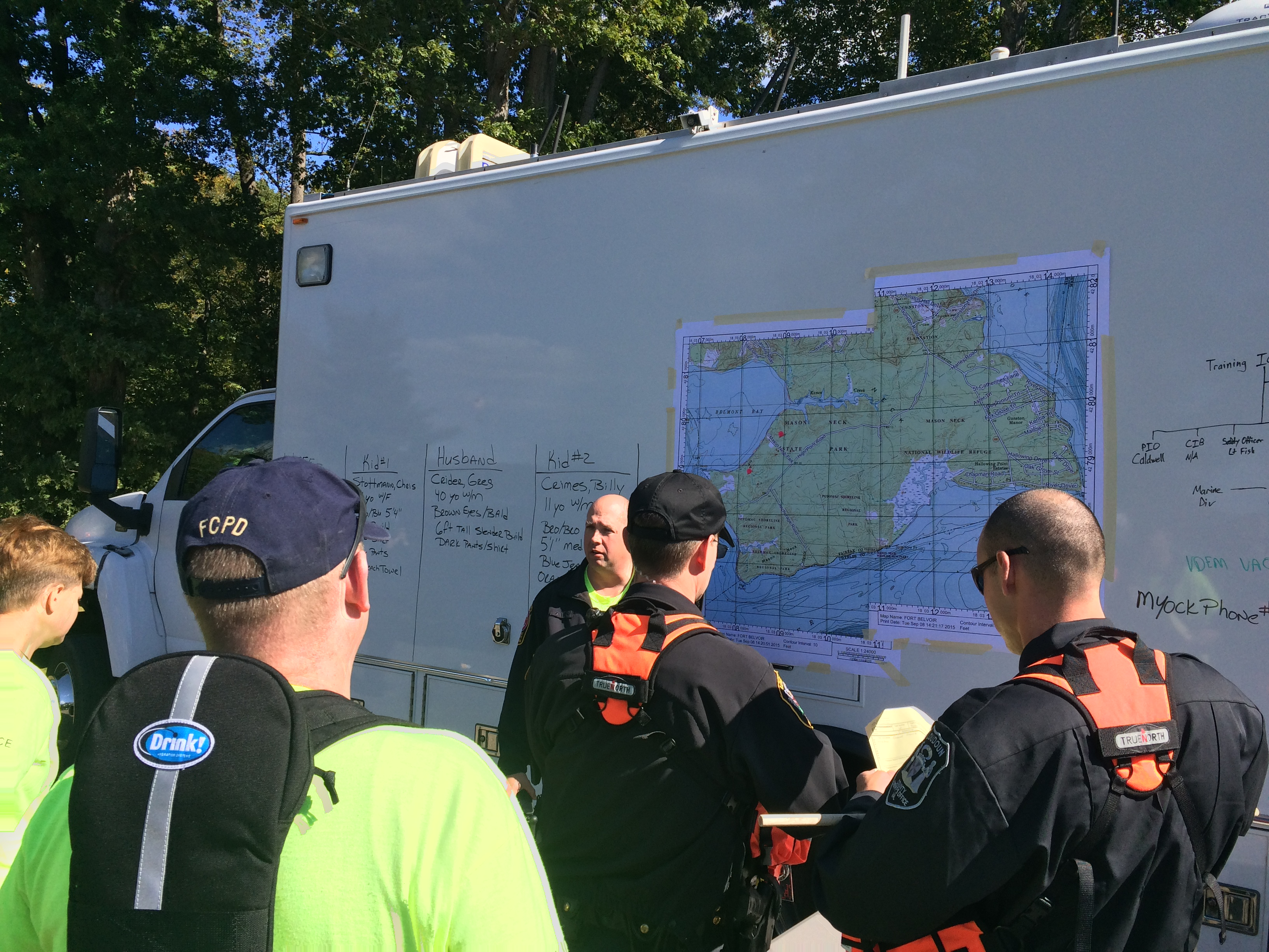 Fairfax search drill hopes to better prepare officials