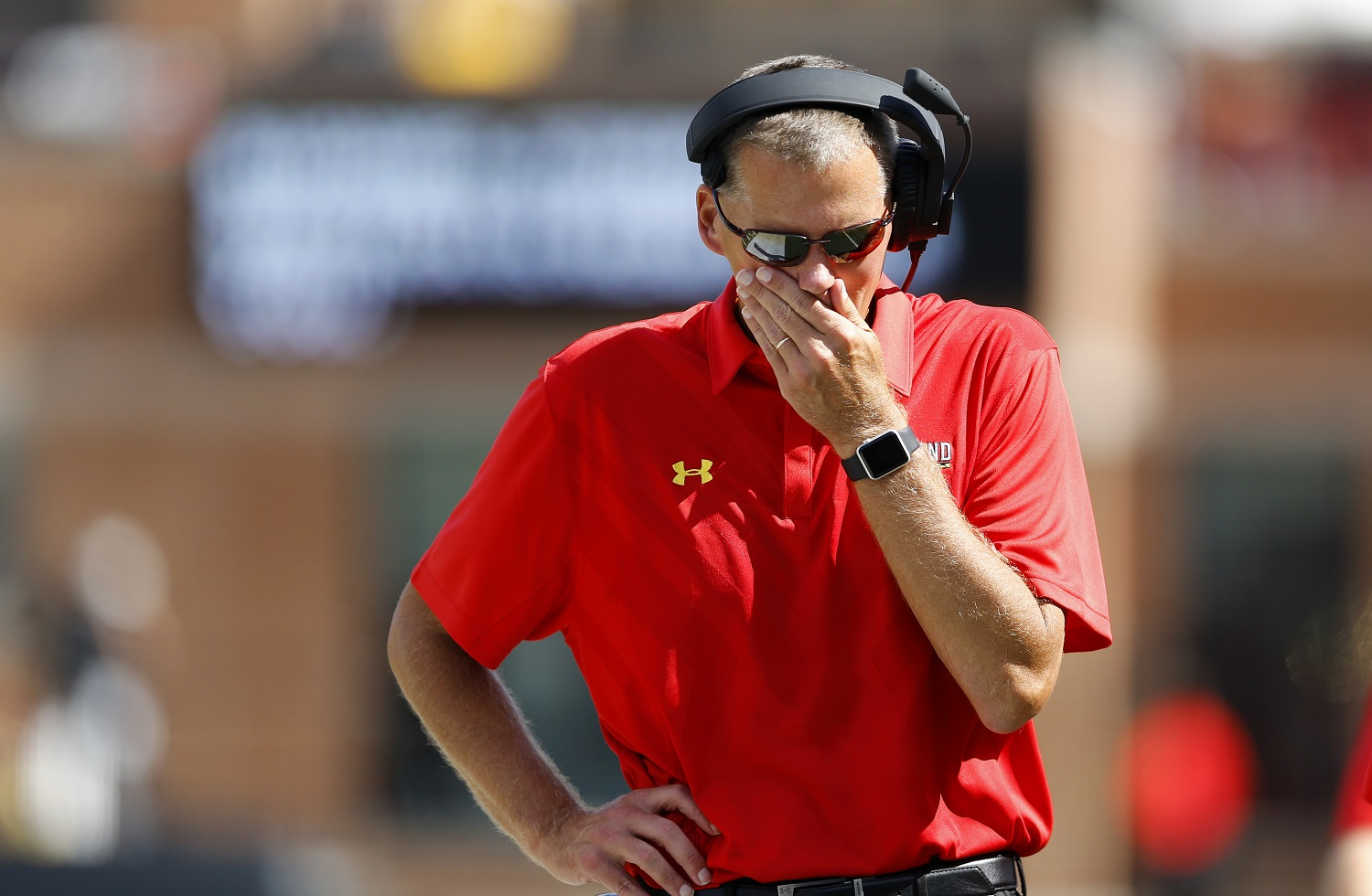Fired Maryland head coach releases statement following dismissal
