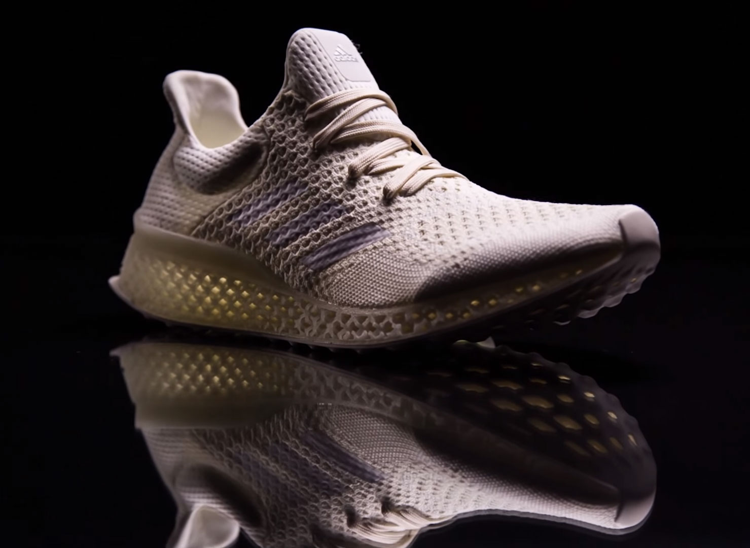 3D printed shoes could mean a perfect fit for runners