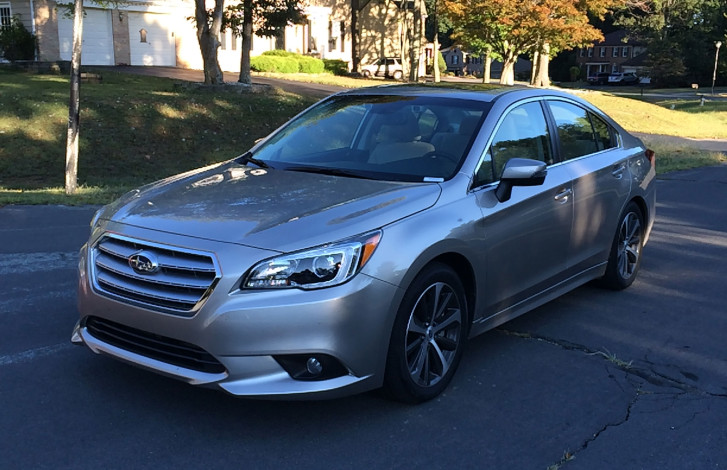 Subaru Legacy 3 6r Limited Packs A Punch Wtop