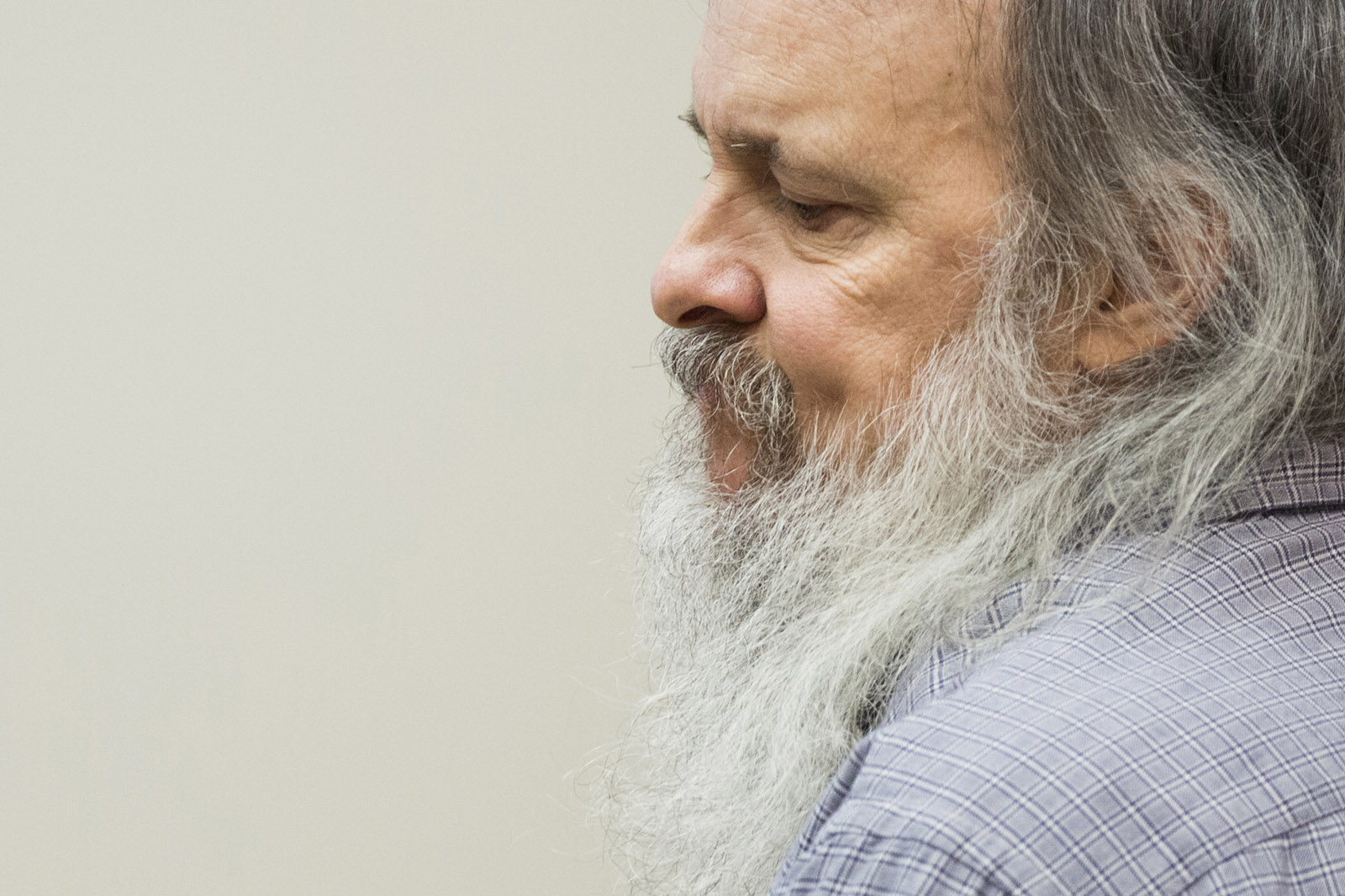 Photos: Charles Severance on trial